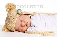 Resultado de imagen para gorritos para bebes recien nacidos en crochet d9ddd0a638a