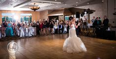 Northern Michigan Fore Lakes Golf Club wedding photography by Christopher Brock Photography