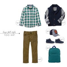 Fall Style : For The Boys   Hellobee