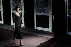 Louis Vuitton Fall/Winter 2013 The Sartorialist (I'm swooning over Marc Jacobs all over again)