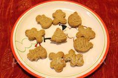 μικρή κουζίνα: Χριστουγεννιάτικα μπισκότα με στέβια