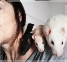 Smirne, Odessa and big Jake  :D