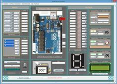 We develop software for the electronics and Arduino creators to help them simulating their projects with our Arduino Simulators. Our Arduino simulator simulates the IO of the Arduino board. The Arduino Simulator is available for Windows and macOS. Esp8266 Arduino, Arduino Programming, Linux, Wifi Arduino, Arduino Laser, Arduino Sensors, Iot Projects, Electronics Projects, Hobby Electronics