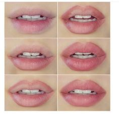 THAT'S how you line lips.