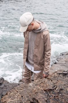 yeezy inspired spring 2016 color trend nice idea great look Urban Fashion, Mens Fashion, Street Fashion, Yeezy Fashion, Streetwear, Urban Looks, Men Street, Men Looks, Fashion Killa