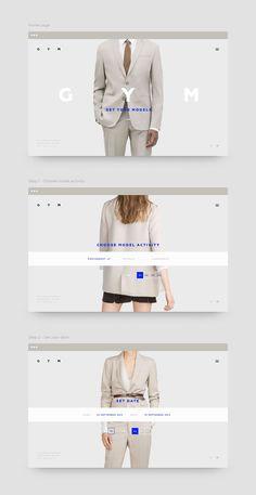 Wall of Beauty on Web Design Served Modern Web Design, Web Ui Design, Minimalist Design, Web Layout, Layout Design, Interactive Web Design, Ui Web, Website Design Inspiration, Print Ads