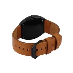 How about a bit of a pilot look? You will for sure want to get behind the control column of an airplane right away when you are wearing this slow O in black / brown.