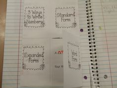 Math Journals...I'm a big fan of math journals...these are really good!