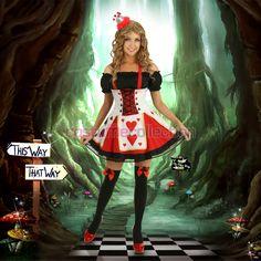 Queen of Hearts Costume DIY | queen-of-hearts-costume-5204fa45.jpg