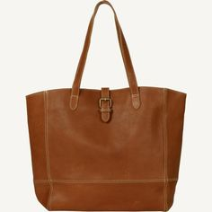 Large Shaped Buckle Tote BagatFat Face