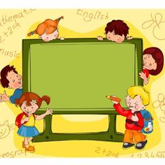 Preschool Saturday Tuition classes beginning this May languages, calculations, reading skills, IQ games and computer lessons are available. Borders For Paper, Borders And Frames, School Border, Flash Wallpaper, School Clipart, Free Hand Drawing, Kids Vector, Kids Poster, Activity Sheets