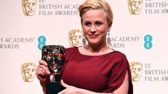 Patricia Arquette, mejor actriz de reparto en los  BAFTA por 'Boyhood (Momentos de una vida)'