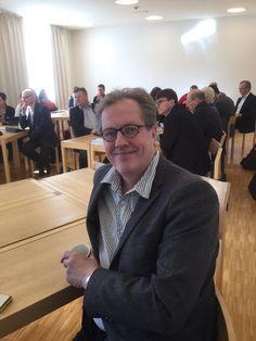 Kalle Michelsen ja uusi työ