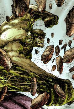Great Series of Superhero Art by J.C. GRANDE