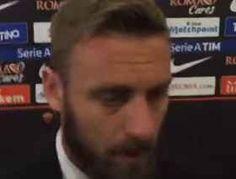roma, de rossi passaggio all'inter? vuoi vedere che de rossi, campione della roma potrebbe passare all'inter? si, perche voci riferiscono che la formazione interista sarebbe passato all'attacco di de rossi dopo che la roma non desidera #roma #derossi #inter #calcio #news