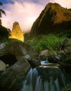 'Iao State Park ~ Maui, Hawai'i