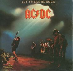 AC/DC - Let There Be Rock LP [180g Remastered Vinyl 2003] Sealed! |