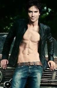 Shirtless Ian Somerhalder Full Body - Bing images