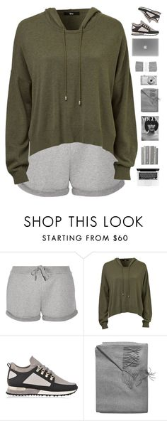 """""""Monday"""" by genesis129 ❤ liked on Polyvore featuring T By Alexander Wang, MALLET, Sofia Cashmere, Nikon, Splendid and vintage"""