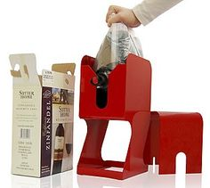 Wine in a box dispenser! Great for parties :)