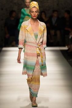 Milan Fashion Week: Missoni Ready-to-Wear Spring 2015 | The Collabor-eight