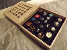 Caixa de anéis