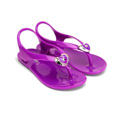 Chemistry® TWO HEARTS Girl Kid Children Flat Ankle Strap T Strap Sandals Slip on Shoes -- Startling review available here  : Girls sandals