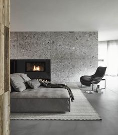 stone wall, livingroom, chalet style, living divani, B&B, fireplace, wood details