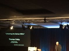eu CLOUD SUMMIT ---EXCELLENT TALK BY THOMAS DOLBY