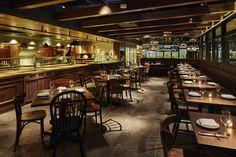 The Kitchen Salvatore Cuomo Ginza Restaurant by HaKo Design, Tokyo – Japan » Retail Design Blog