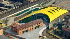 Museo Ferrari,  re-inauguración de este sitio en Maranello 90.5#VIPRoom Grupo Imagen Multimedia con Guillermo Lira. pic.twitter.com/TMlx11UOKg