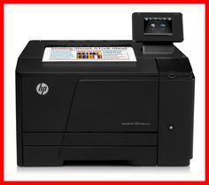 HP M251nw LaserJet Pro 200 Wireless Printer w/ Toners! - Totally CLEAN! - NEW !!