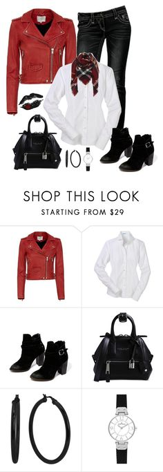 """""""Untitled #789"""" by gallant81 ❤ liked on Polyvore featuring IRO, Chinese Laundry, Marc Jacobs and Anne Klein"""