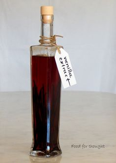 Homemade Vanilla Extract, Greek Recipes, Food For Thought, Perfume Bottles, Cake, Ideas, Gourmet, Mudpie, Perfume Bottle