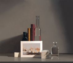 Guy Diehl, Still Life with Corot