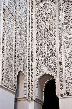 Arabian Style Building