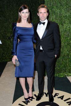 Emily Mortimer and Alessandro Nivola. 2013 Oscars