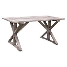 Meredith Teak Dining Table