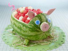 Watermelon Board | Watermelon Pig