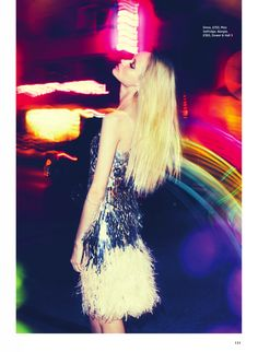 heavy metal: vika costa by peter pedonomou for uk cosmopolitan june 2013   visual optimism; fashion editorials, shows, campaigns & more!