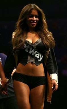 World Darts Championship 2016 Walk On Girls - The top ten Ally Pally Darts babes - live-darts.com