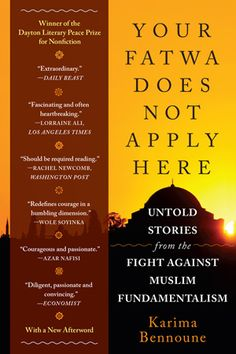 Your Fatwa Does Not Apply Here: Untold Stories from the Fight Against Muslim…