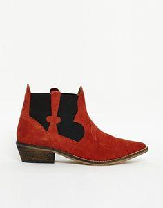Ganni+Cowboy+Boots