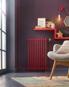 Quelles couleurs tendance pour repeindre la maison ? CONTRASTE…