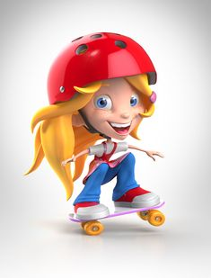 Top Design Magazine – Web Design and Digital Content 18 Awesome 3D Kids Characters » Top Design Magazine - Web Design and Digital Content