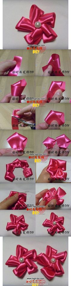 DIY Simple Silk Flower DIY Projects | UsefulDIY.com Follow Us on Facebook ==> http://www.facebook.com/UsefulDiy