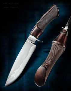 Kyle Royer Knives, Clever, Missouri USA -