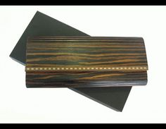 Wooden clutch bag Danito