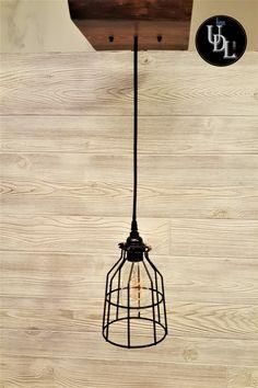 Rustic Light Fixtures, Vanity Light Fixtures, Rustic Lighting, Ceiling Light Fixtures, Ceiling Lights, Industrial Chandelier, Rustic Industrial, Wood Stain Colors, Metal Birds
