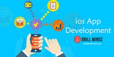 IOS application Development in Dubai business sector is blasting and you can govern it with the privilege application. It is about building up the noteworthy iOS application for the focused on crowd. Brill Mindz Technologies amasses the techies who know every one of the nuts and electrical discharges application Development. Confirmed iOS engineers have a tremendous affair to detail your thoughts into magnum opus business application.